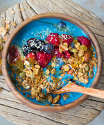 This Blue Algae Smoothie Bowl Is Begging to Be Instagrammed