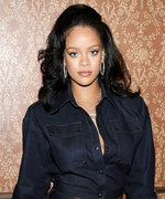 Rihanna Works Head-to-Toe Tom Ford Denim