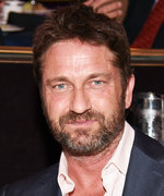 "Gerard Butler Says He's ""Lucky to Be Here"" After Motorcycle Crash"