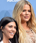 Watch Khloé Kardashian Massage Kourtney's Bare Ass to Remove Cellulite