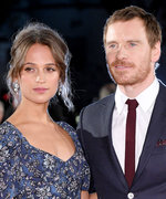 Alicia Vikander and Michael Fassbender AreMarried!