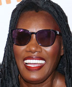 "Grace Jones Says Today's ""Model Sizes"" Are Too Small for Her"