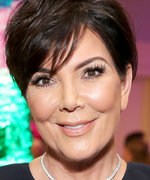 Here's What Kris Jenner Looks Like as a Blonde, in Case You Were Wondering