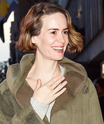 Sarah Paulson and Holland Taylor Took the Sweetest Autumn Walk Together