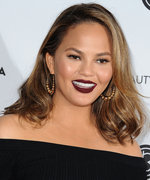 Chrissy Teigen Shows Off Her Baby Bump on Snapchat