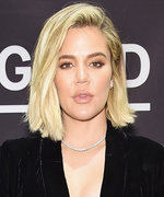 Khloé Kardashian's Maternity Style Now Involves Velvet Robes