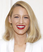 The Crazy Trick That Made Blake Lively's Faux Bob Look Real
