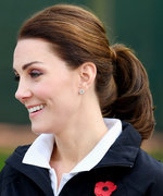 The Secret to Copying Kate Middleton's Perfect Ponytail Is Surprisingly Simple