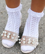 15 Pearl-Embellished Shoes Under $150