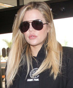 Pregnant Khloé Kardashian Carries the World's Most Expensive Purse at the Airport