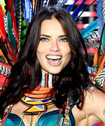 Adriana Lima Reveals When She'll Retire from the Victoria's Secret Fashion Show