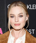 Daily Beauty Buzz: Margot Robbie's Caramel Eyeshadow