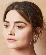 Victoria Star Jenna Coleman on Tiaras, Corsets, and Channeling the Queen