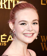 Daily Beauty Buzz: Elle Fanning's Simple Cat Eye