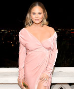 Chrissy Teigen Is Bringing the Glam for Pregnancy No. 2