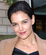 Katie Holmes's Leather Party Look Is the Last Thing You'd Expect Her to Wear