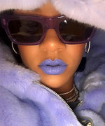 Rihanna's Next Fenty Beauty Launch Has Been on Her Face This Whole Time