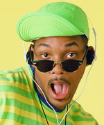 Will Smith Wins #TBT by Dressing Up as His Fresh Prince of Bel-Air Character