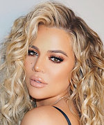 So This Is Why Khloé Kardashian's Hair Has Been Getting Curlier During Pregnancy