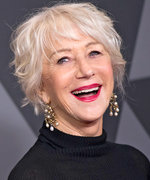 Helen Mirren Debuts Pink Hair at Cannes Film Festival, and Looks Absolutely Ageless