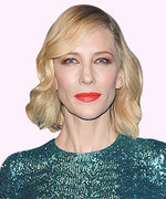 Cate Blanchett Wore a 12 Pound Dress Last Night, And It Was Worth It