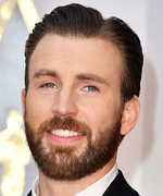 Somehow Chris Evans Doesn't Think He's Attractive