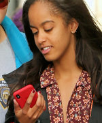 Malia Obama's $69 Dress Is Versatile Enough to Wear in the Winter and Summer