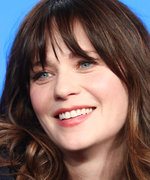 Zooey Deschanel Just Got Her Most Drastic Haircut Yet