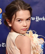 The Florida Project's 7-Year-Old Star Has the Cutest Case of SAGs FOMO