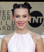 You, Too, Can Own Millie Bobby Brown's Comfortable $50 SAG Awards Red-Carpet Shoes