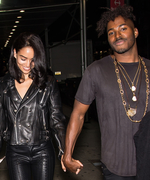 Valentine's Day Do's and Don'ts, According to Shanina Shaik and Her Fiancé DJ Ruckus