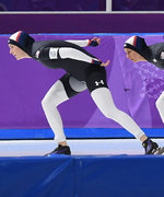 That Awkward Crotch Patch on Team USA's Speed Skating Uniforms Can't Be Altered