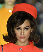 Kaia Gerber Looked Exactly Like Jackie Kennedy on the Catwalk