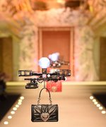 Drones Walked the Dolce & Gabbana Runway