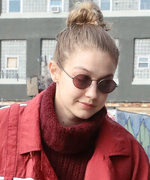 Gigi Hadid's Outfit Is So Perfectly Anti-Breakover