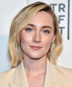 Saoirse Ronan Made Her Tribeca Film Festival Debut in the Coolest Suit