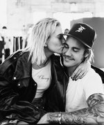 Justin Bieber Just Left the Thirstiest Comment on Kendall Jenner's Photo of Wife Hailey Baldwin