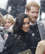 Here Are Lifetime's New Meghan and Harry