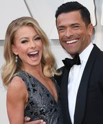 Kelly Ripa Posted Such a Steamy Video of Mark Consuelos That Their Daughter Reported It