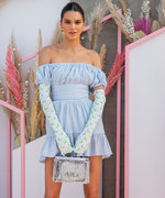 Kendall Jenner Wore Gloves in 90 Degree Weather — And More Wild Outfits From Revolve Fest