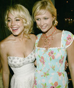 Lindsay Lohan Had a Surprising Reaction to Paris Hilton's Shady Comments