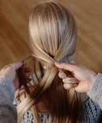 The Easiest Way to Create a Perfect Fishtail Braid