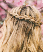How to Do a Waterfall Braid in 7 Easy Steps