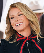 Kelly Ripa's Trick for Hiding Her Gray Roots Is Genius