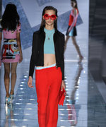 Milan Fashion Week: Versace SS15
