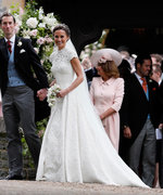 See Pippa Middleton's Wedding Dress from Every Angle!