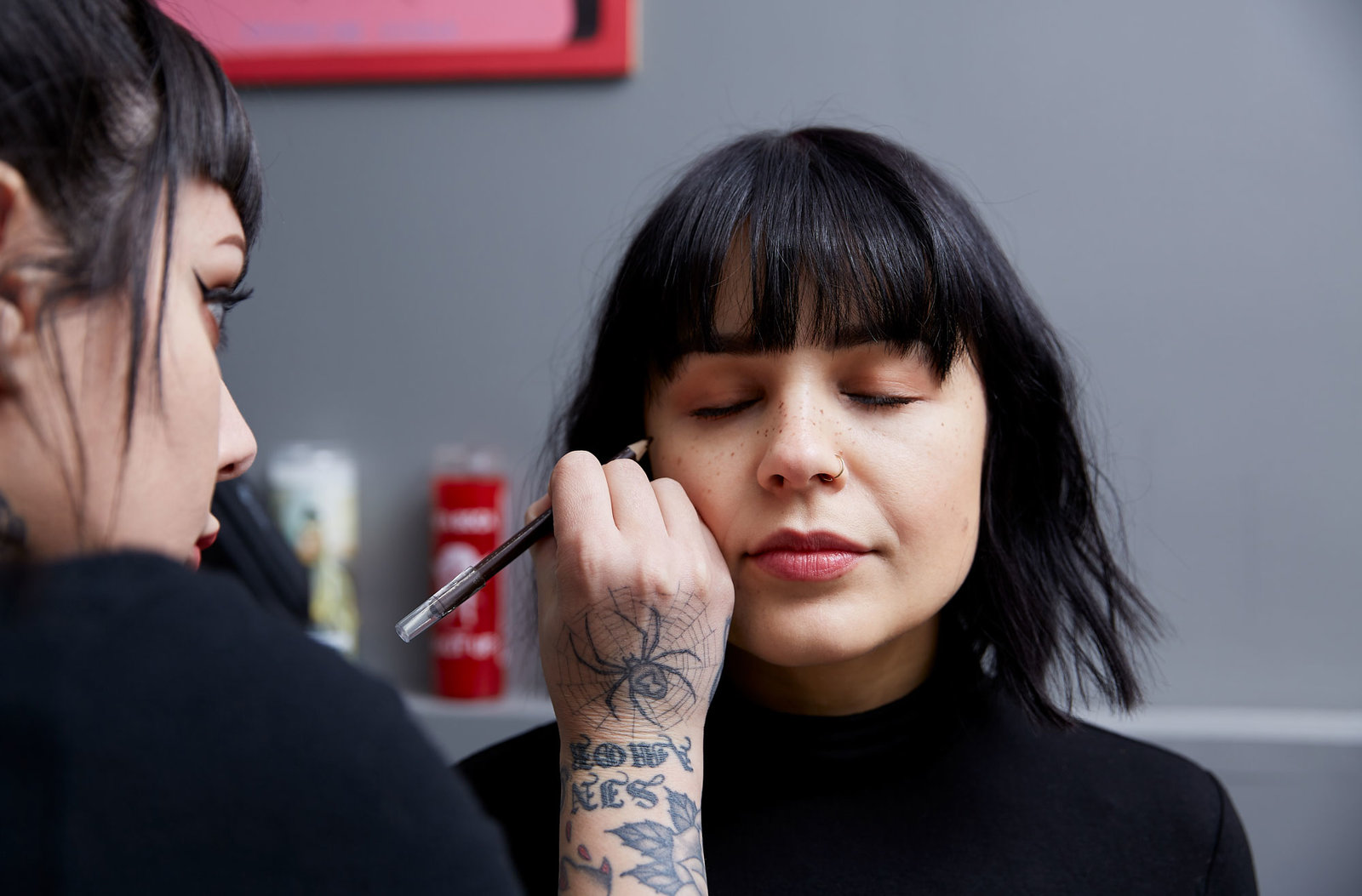 Freckle Tattoos Are The Next Big Thing In Beauty Instylecom