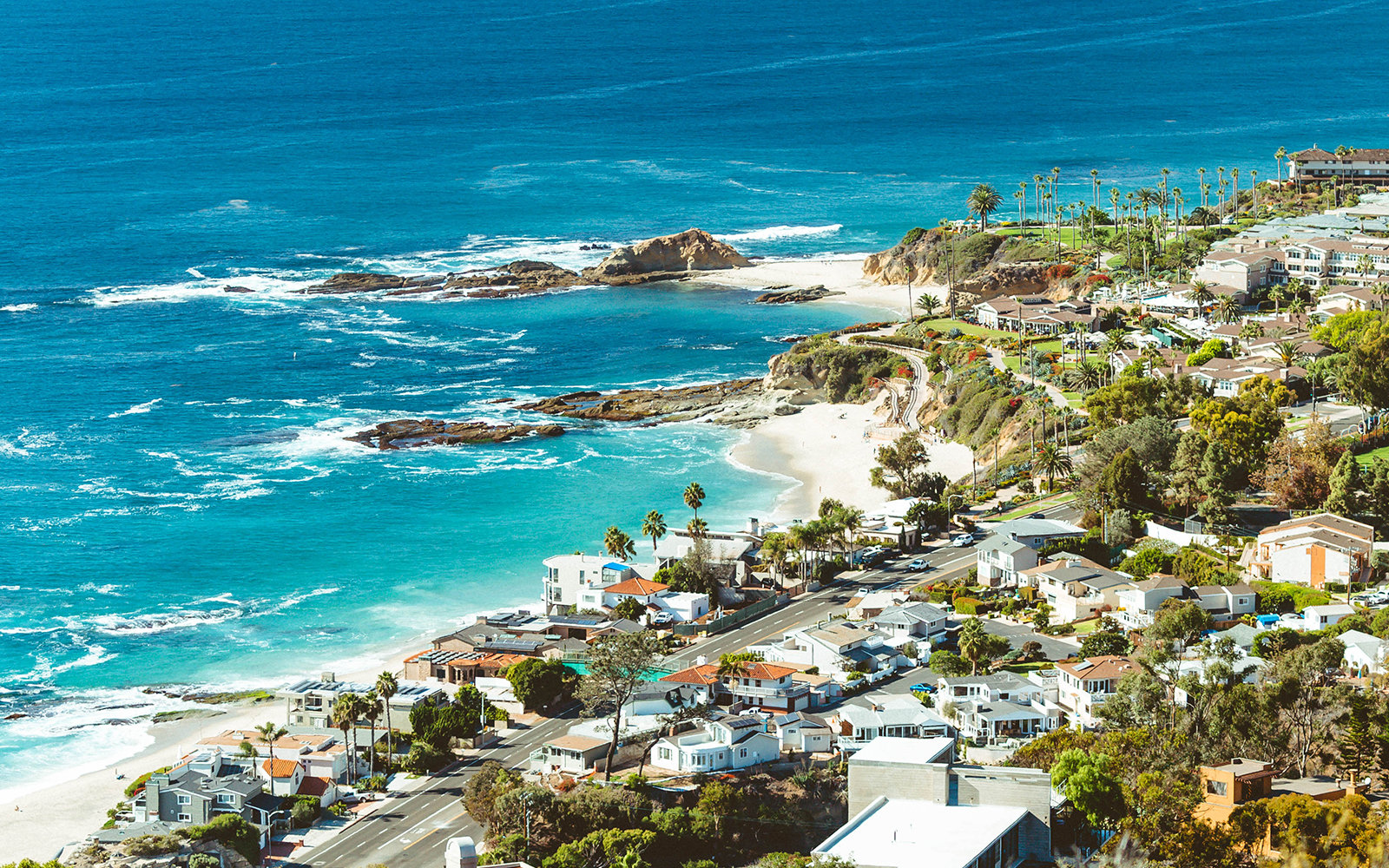 LAGUNA BEACH AND ITS RESTAURANTS: THE WAY IT USED TO BE