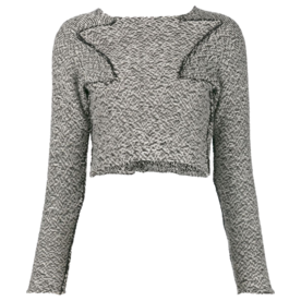 <p>Cropped Sweater</p>