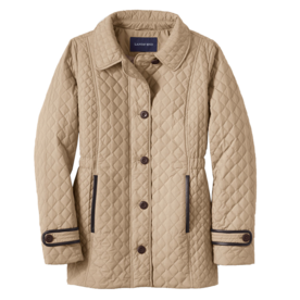 Lands' End parka